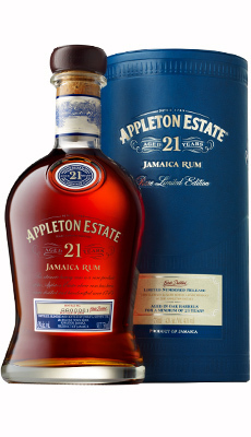 Appleton Estate 21 Years 70 cl, 43%